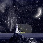 Magical Night Sky Android Live Wallpaper