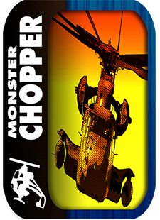 Monster Chopper Icon