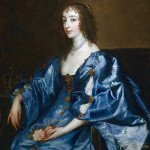 Portrait of Henrietta Maria