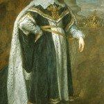 King Charles I by Van Dyck