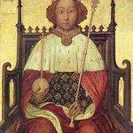 Portrait of Richard II
