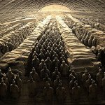 Qin Mausoleum with the Terracotta Warriors