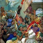 Peasants Revolt Painting