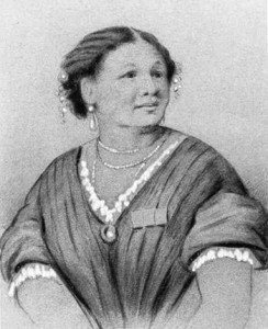 Mary Seacole Drawing