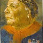 Mary Seacole Portrait by Albert Challen