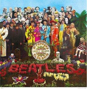 Sgt. Pepper's Album Cover