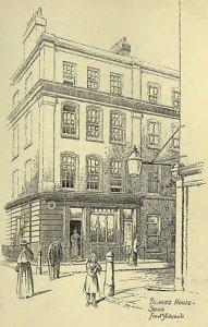 28 Broad Street Illustration