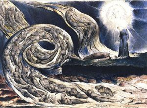 Blake's The Lovers' Whirlwind