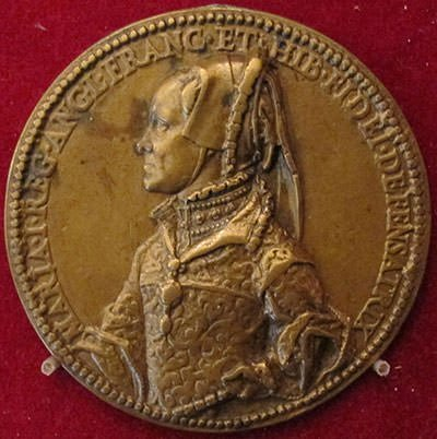 Mary I Bronze Medal