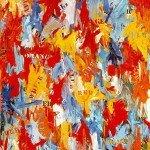 False Start (1959) - Jasper Johns