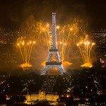 Bastille Day Fireworks 2011