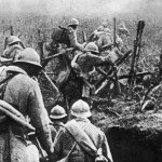 Battle of Verdun French Attack