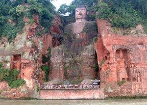 Giant Buddha Statue of Leshan