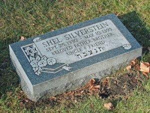 Shel Silverstein Grave