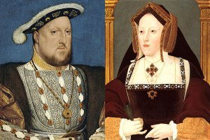 Henry VII and Catherine of Aragon