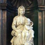 Madonna of Bruges - Michelangelo