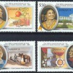 Mary Seacole Stamps