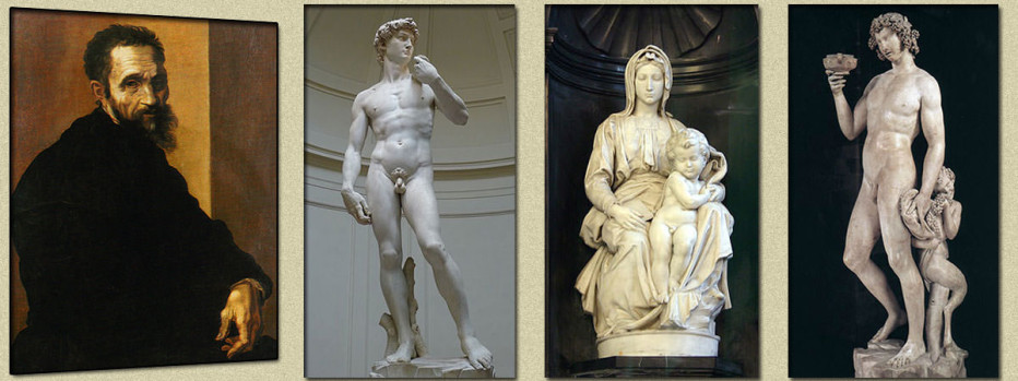 10 Most Famous Works By Michelangelo