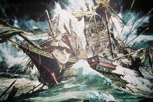 Wrecking of La Girona