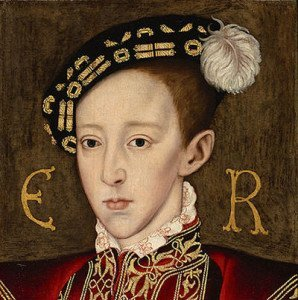 Edward VI Portrait
