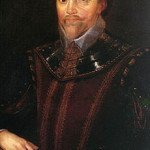 Sir Francis Drake Portrait