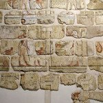 Temple of Amenhotep IV wall decorations