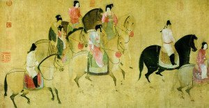 Spring Outing of the Tang Court