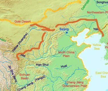 The Great Wall of the Qin
