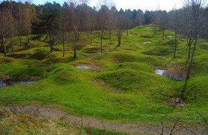 Verdun Battlefield in 2005