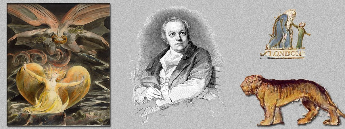 William Blake Facts Featured