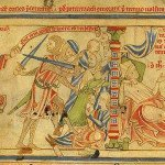 Henry II exiles Thomas Becket