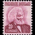 Frederick Douglass Postage Stamp