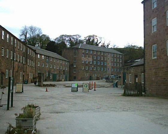 Arkwright's Cromford Mill