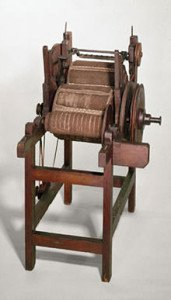 Arkwright's Carding Machine