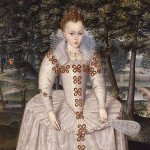 Daughter of James I - Princess Elizabeth