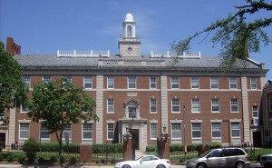 Frederick Douglas Memorial Hall at Howard University