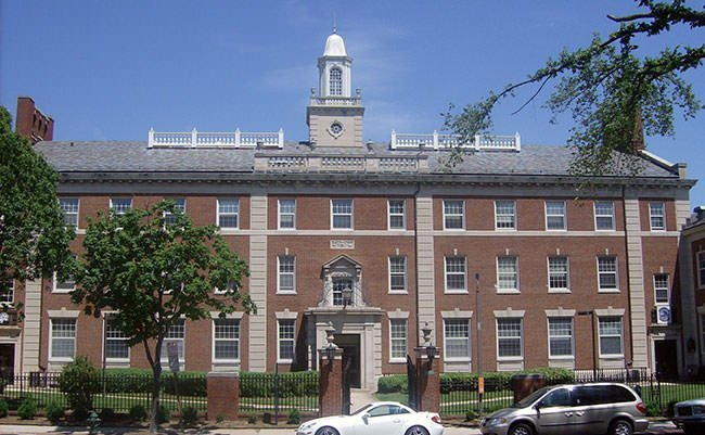 Frederick Douglas Memorial Hall at Howard University