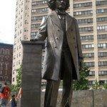 Frederick Douglass Statue in Harlem