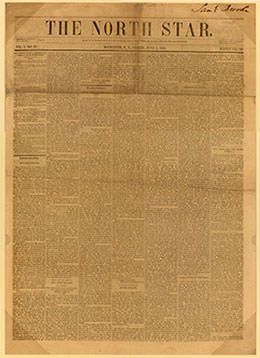 The North Star Front Page