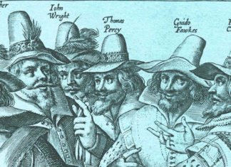 Gunpowder Plot Facts Featured
