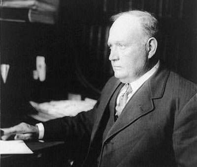 Henry De Lamar Clayton Jr.