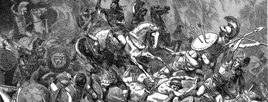 explaining the causes and effects of war in the peloponnesian war by thucydides Peloponnesian war and thucydides the greco-persian wars: causes, effects  & events pericles, the delian league, and the athenian.