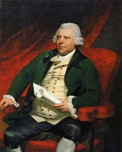 Portrait of Sir Richard Arkwright