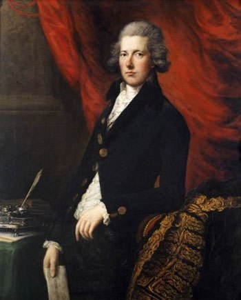Portrait of William Pitt the Younger