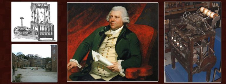 Richard Arkwright | 10 Facts On The Industrial Revolutionist