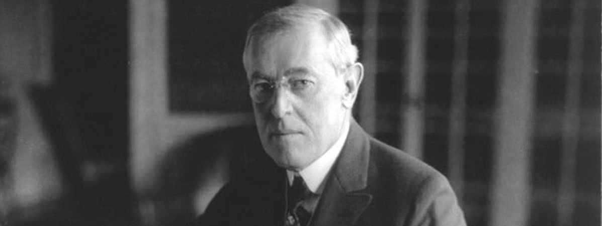 Woodrow Wilson Accomplishments Featured