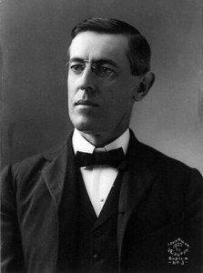 Woodrow Wilson in 1902