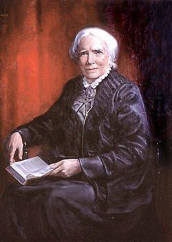 1905 Portrait of Elizabeth Blackwell