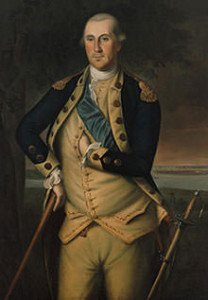 1776 Portrait of George Washington