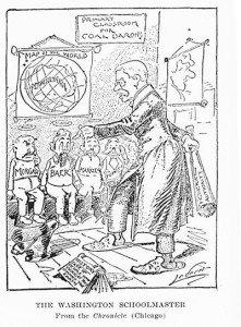Theodore Roosevelt 1902 coal strike cartoon